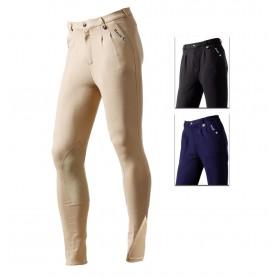 Pantaloni uomo Daslo con pinces