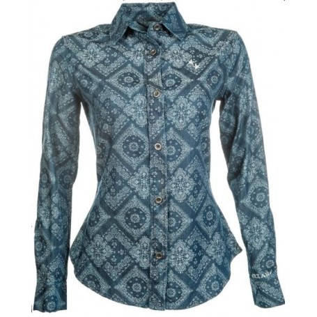 CAMICIA JEANS GEROGETOWN