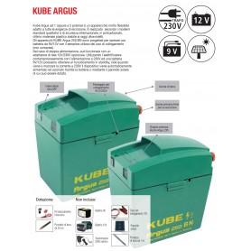 Elettrificatore per recinto Kube Argus 1 potenza