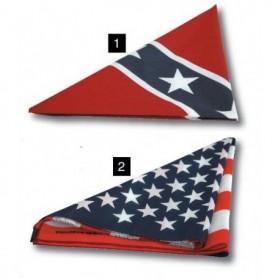 Bandana sudista e americana