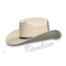 cappello western bambino