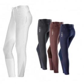 "Pantaloni Donna ""Ninfa"" Daslö Gold"