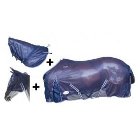 coperta antimosche con soffietto laterale