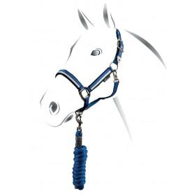 Cavezza Equestro collezione White Trim
